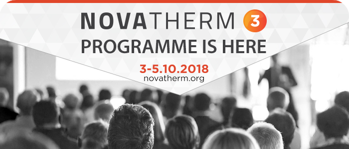 Novatherm 3 Seminar Programme Now Available