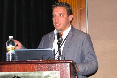 Mr. Andrés Bernal of Ion Heat Presented Differences in Plasma Nitriding Technology, New Developments from Ion Heat