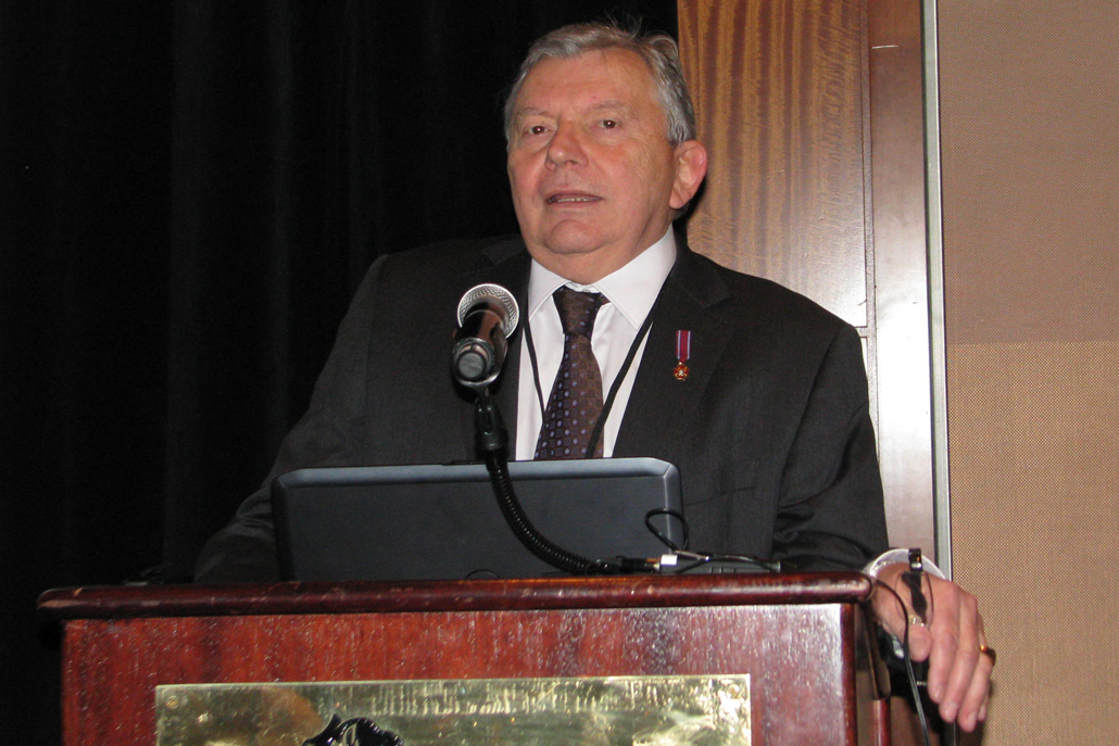 Welcome Message from Chairman Michel Korwin, President of Nitrex Metal,  to Nitriding Symposium 4 (NS4) Participants
