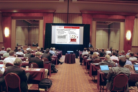Mr. Jack Kalucki of Nitrex Metal Inc. Presented Elements of Uniformity and Reproducibility of Controlled Gas Nitriding