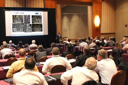 Mr. Cédric Dannoux of ALD Vacuum Systems Inc. Presented North American Introduction to Active Screen Plasma Nitriding (ASPN)